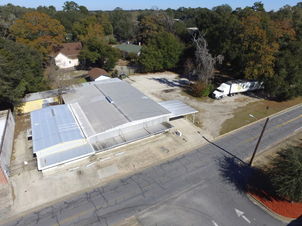 Hinesville Commercial real estate for sale High Profile Corner